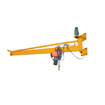 Slewing 2T Wall Jib Crane Drawing Price
