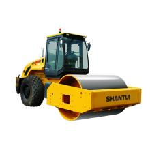 Hot Sale for Double Drum Road Roller 22 Ton Mechanical Single Drum Vibratory Roller supply to Guinea-Bissau Factory