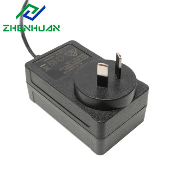 8.4VDC 3 Amp Power Adapter Battery Charger 25.2W