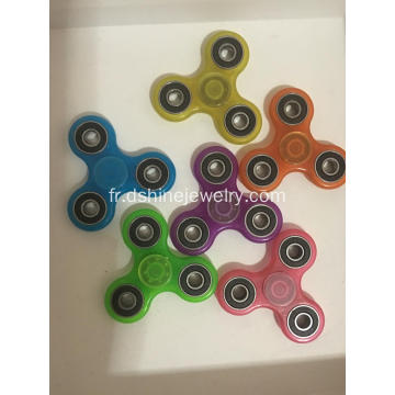 Fidget Spinner Anxiety Toys brillent dans le sombre Hand Spinners