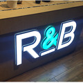 Illuminated Shop Front Letters Signs