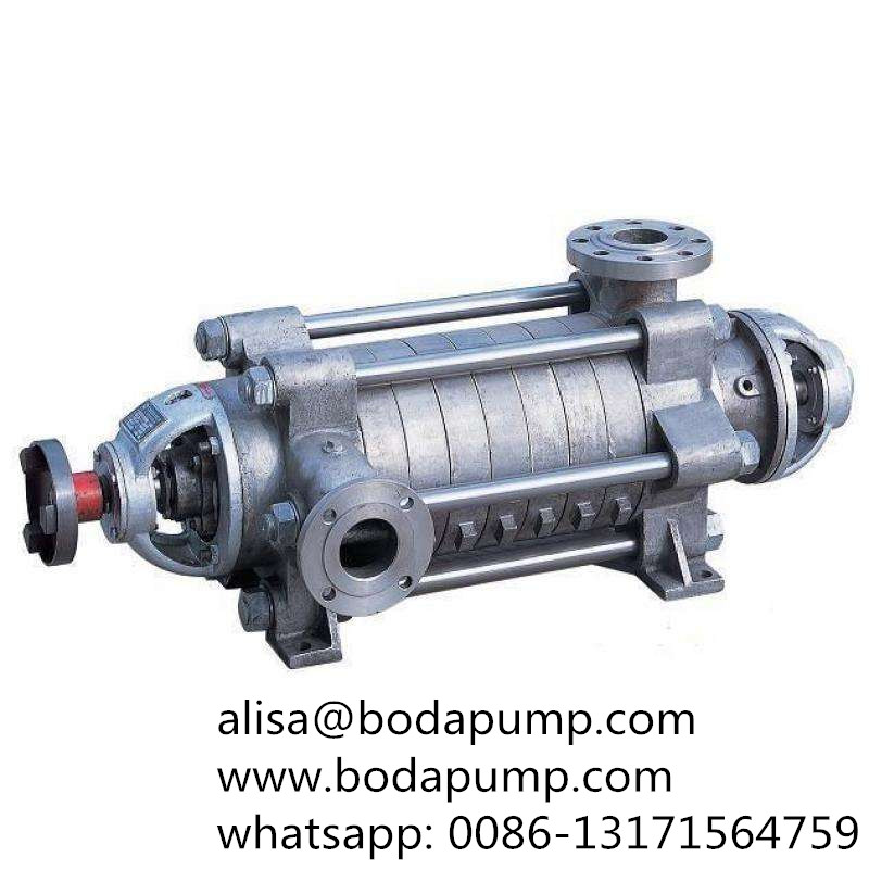 stainless steel multistage water pumps