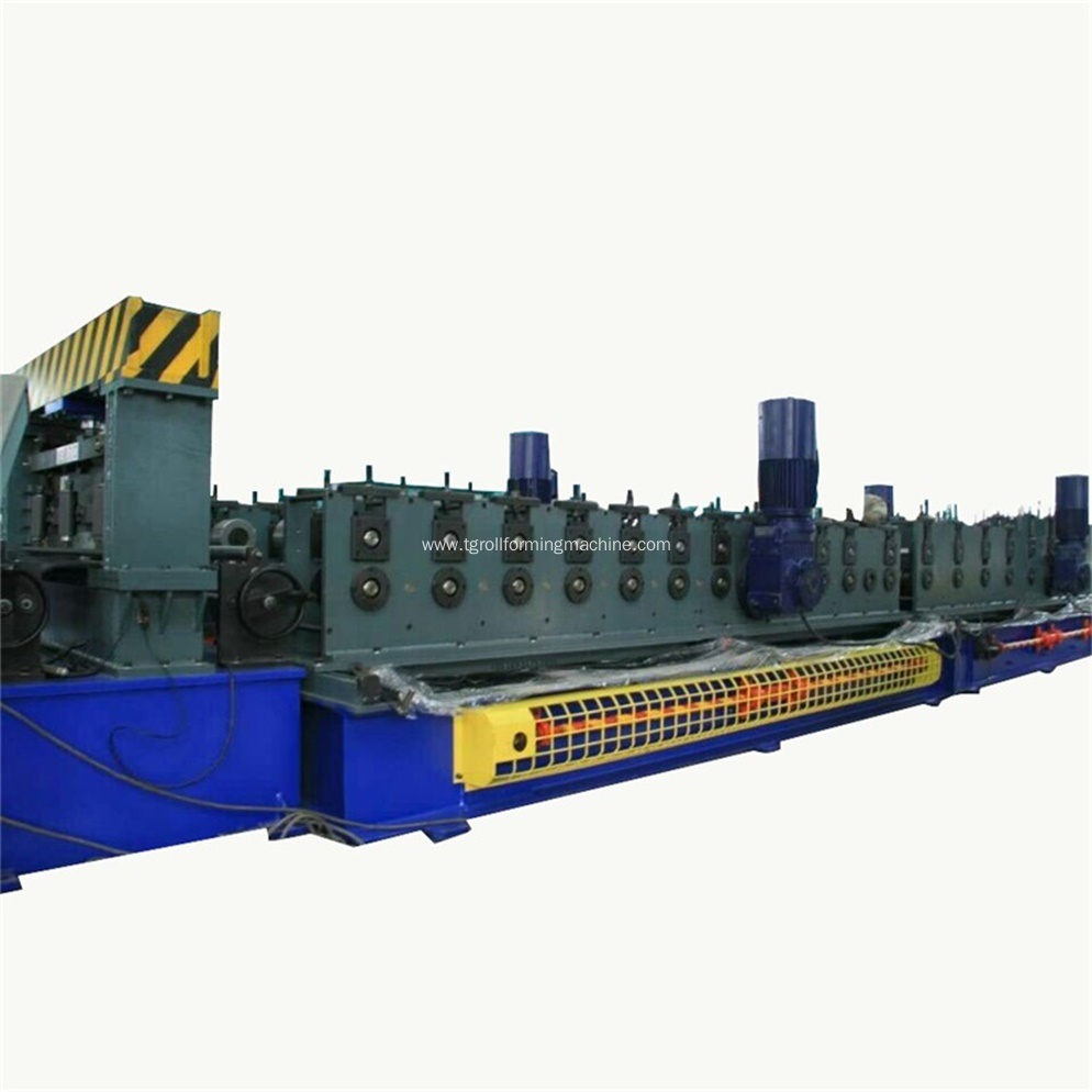 Perforated Cable Tray Roll Forming Machine Exporter India
