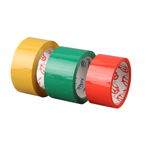 colored pack tape