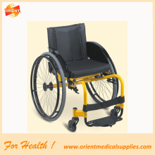 Leisure sports wheelchair for young people