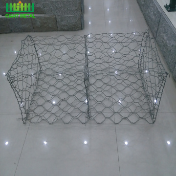 Low carbon steel wire gabion box