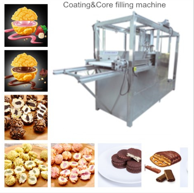core filling popcorn machine
