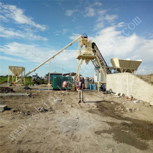 Mobile Concrete Batching Plant Cost in Philippines