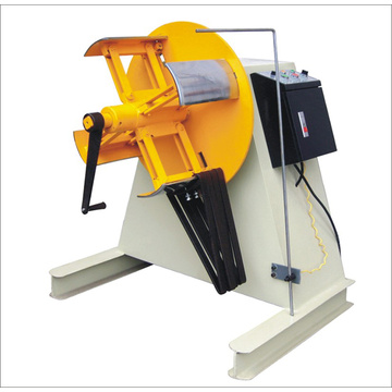 Automatic Motorised Decoiler Machine