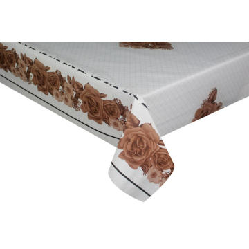 Elegant Tablecloth Direct with Non woven backing