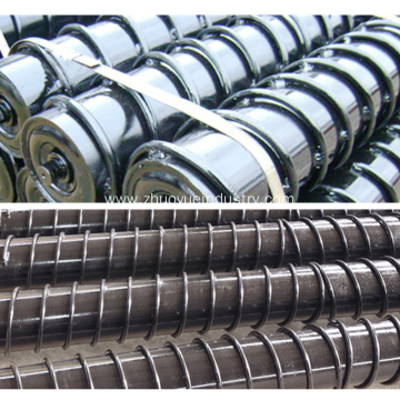 Belt Conveyor Components Spiral Conveyor Rollers