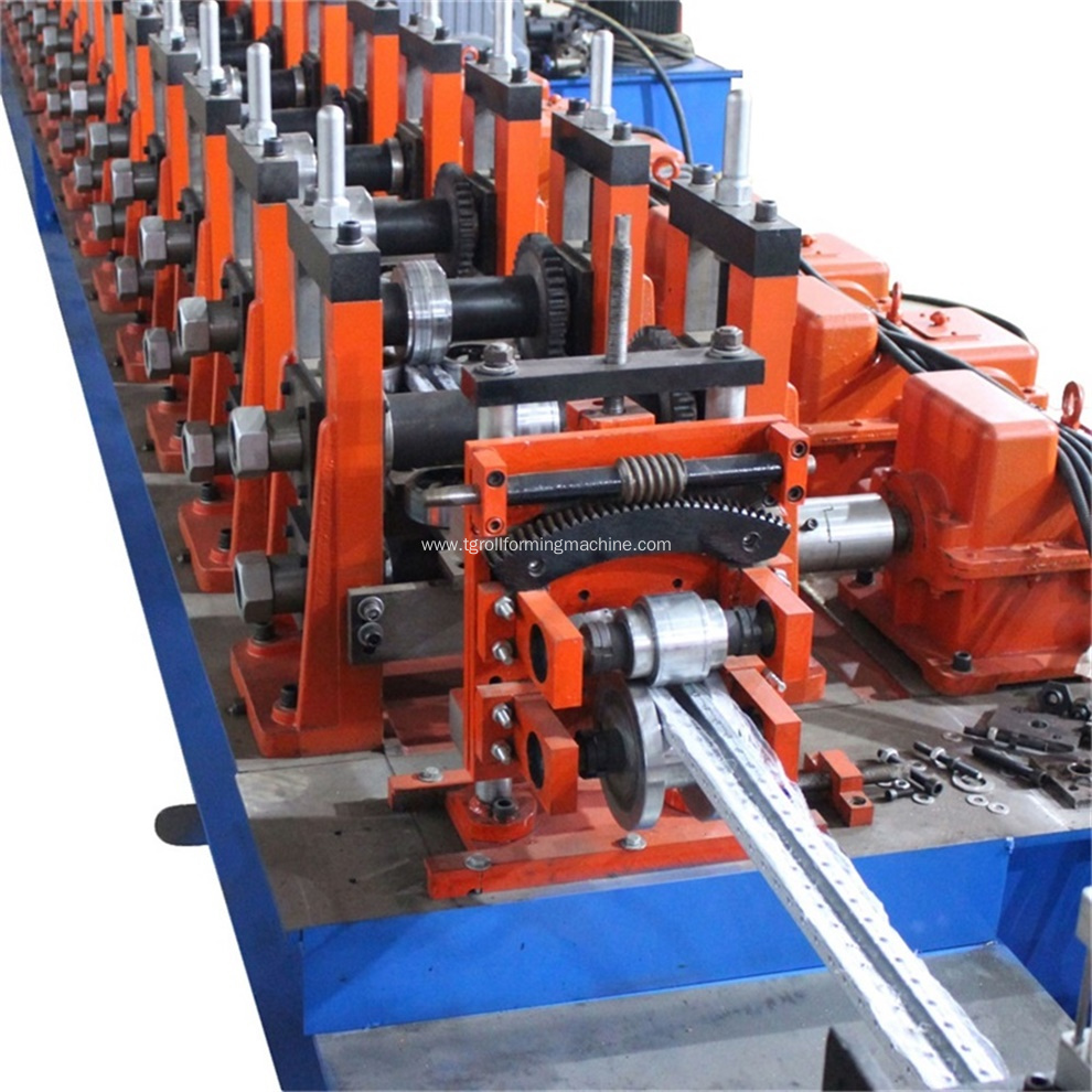 KBC Electrical Cabinet Frame Roll Forming Machine