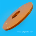 Orange pertinax sheets bakelite products processing