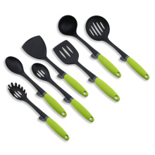 Bottom price for China Nylon Utensils Set,Kitchen Nylon Utensils Set,Nylon Kitchen Tools Set Supplier Nonstick Kitchen nylon kitchen cooking utensils tool set supply to Italy Wholesale