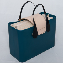 High reputation for EVA Tote Bag Custom EVA Foam O Handbag Bag Design supply to Germany Factories