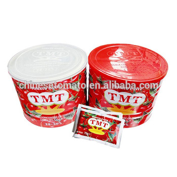 Tomato Paste Manufacturer Small Size