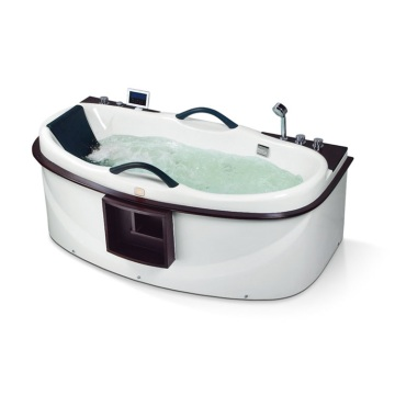 Luxury Multifunctional Remote Control Massage Bathtub