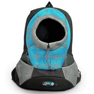 Seabreeze XLarge PVC and Mesh Pet Backpack