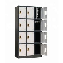 Metal digital code lock 12 door locker