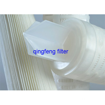 10inch Micro Pleated PVDF Filter Cartridge