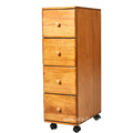 living room sofa 20cm narrow solid wooden drawer cabinet drawer type storage cabinet