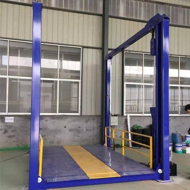 Underground Installment Automobile Scissor Lift