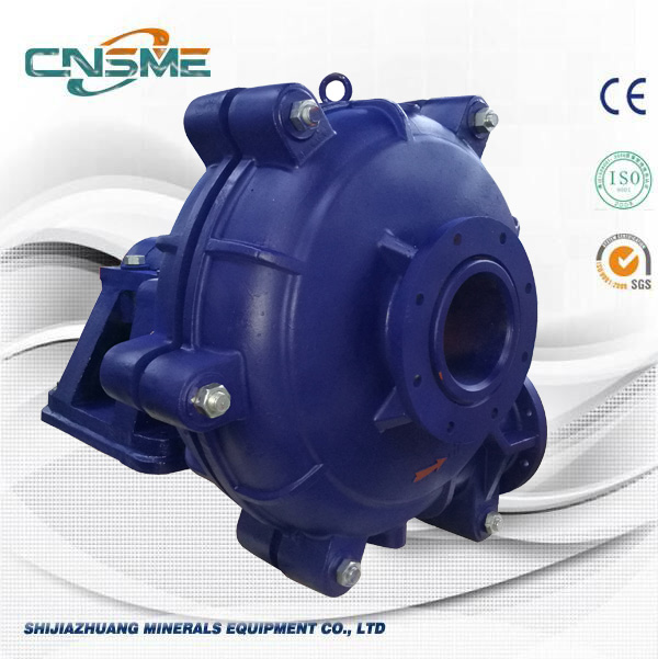 Mineral Processing AH Slurry Pumps