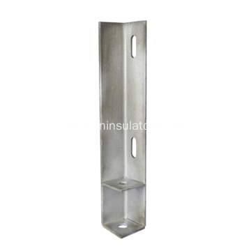 High Quality Galvanized Steel Cross Arm