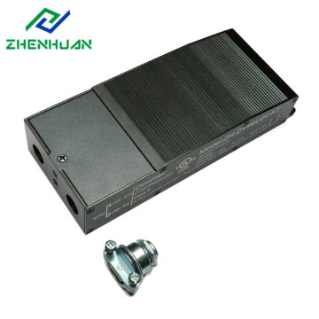 80W 24V Led Dimmable Outdoor Lighting Driver Transformers
