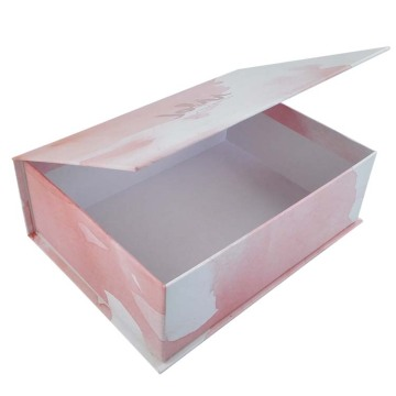 Attractive Hot Sale Hot Stamping Logo Cosmetic Box