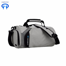 Canvas portable gym bag for short trips