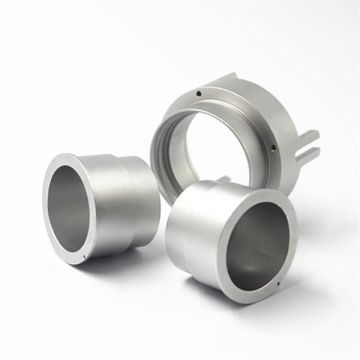 Custom rotary nut Cnc milling parts