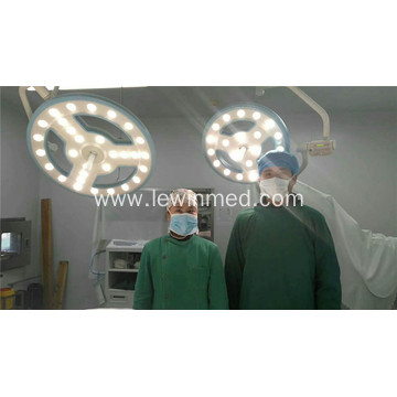 ISO9001 passed shadowless operating lamp