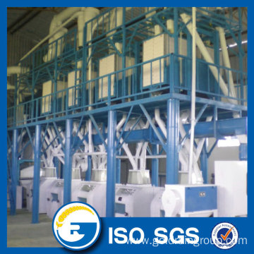 High Quality Wheat Flour Mill
