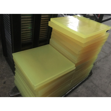 China Manufacturer for Cast Pu Sheet 90A Cast Nature Color PU Polyurethane Sheet export to Uruguay Exporter
