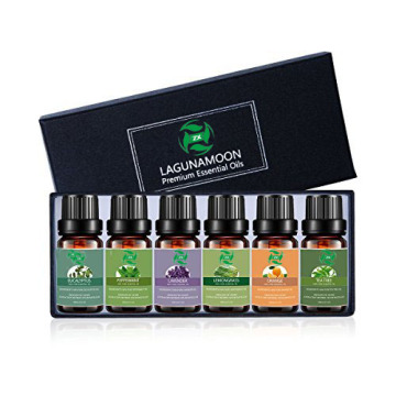 pure premium aromatherapy essential oil kit top 6