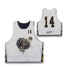 OEM manufacturer custom for Lacrosse Jersey Dry fit mens cheapest lacrosse top jerseys design supply to Guam Factories
