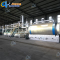 NO Coking Problem Continuous tire pyrolysis plant