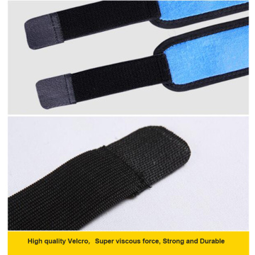 Custom print silicon magnetic wrist bands wraps
