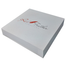 Rectangular paper jewellery display box