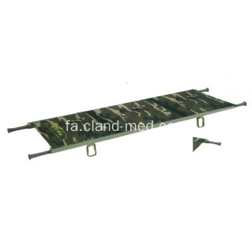 تختخواب تاشو نظامی Single Folding Camp Ambulance Stretcher