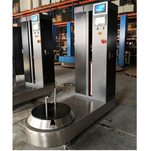 Airport Baggage Wrapping Machine