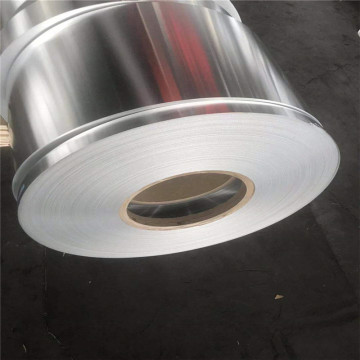 3003 Aluminum polish coil for heat exchanger