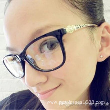 Factory wholesale price for Plain Mirror Glasses New Minimalist Retro Trend Myopia MenAnd Women supply to South Korea Manufacturers