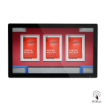 49 Inches Digital Advertising Board For Sidewalk