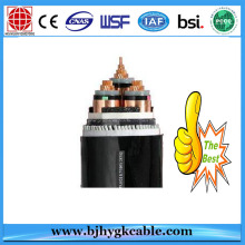 33 KV Single Core 500 mm2 XLPE underground copper cable
