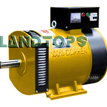 Holiday sales for Single Phase AC Generator 12KW ST Single Phase AC Alternator Generator export to Germany Factory