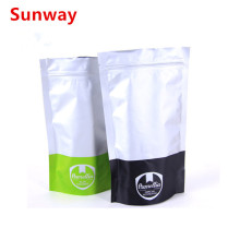Factory Supplier for for Aluminum Foil Stand Up Pouch Small Aluminum Foil Packaging Bag supply to Netherlands Suppliers