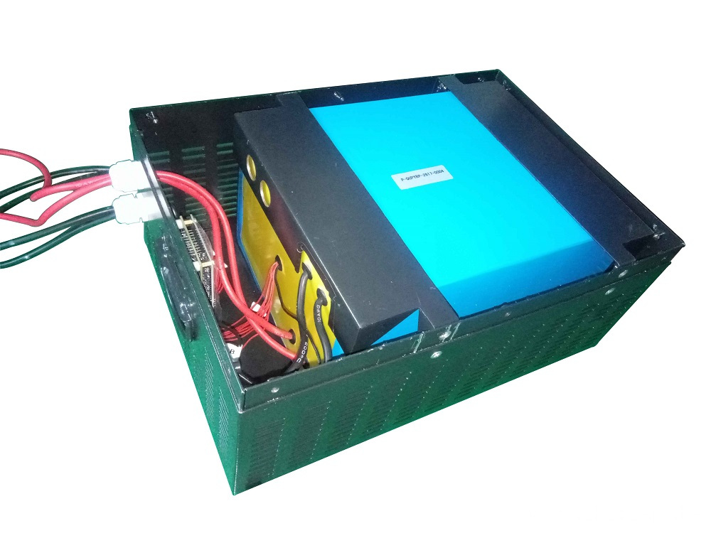24V 150AH LiFePO4 AGV Battery Charger with BMS