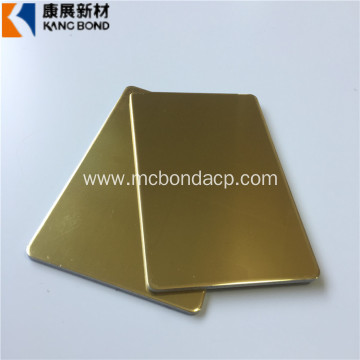 Eco-Friendly Aluminum Composite Sheet